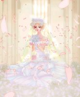 Bunny Married Crystal by MasakoHime