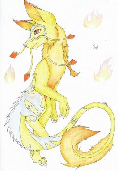 Sol (contest) :3 by WeraHatake