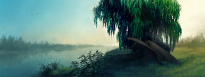 Tranquility by TheBlack-Arrow