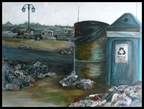 Garbage by Loaym