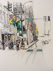 2nd and University by rhyshaug