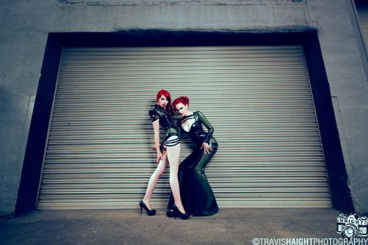 Red Heads 1 by recipeforhaight