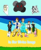 In Her Divine Image: Cover by Warrier1