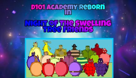 Night of the Swelling Tree Friends by Dimensions101