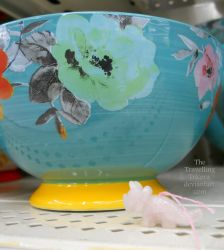 42 - Reflections in a floral bowl by TheTravellingTricera