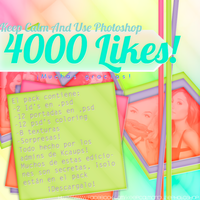 +Pack 4000 likes by kcaupsresources
