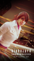 Biohazard Degeneration, Claire Redfield by VickyxRedfield