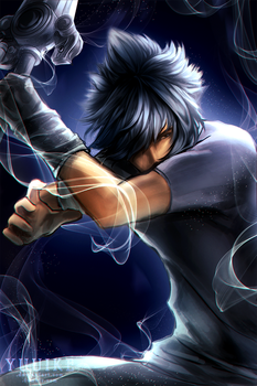 FFXV - Noctis by yuuike