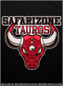 .S. Z. Tauros. by GBIllustrations