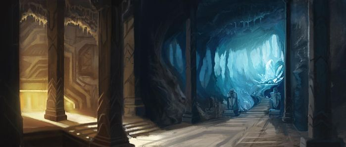 The Hall of the Mountain King by JeiWo