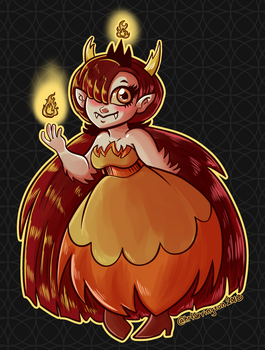 Hekapoo by hrfarrington