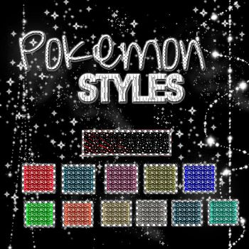 Pokemonstyles-@ByDaferStyles by LoveFakelandEditions