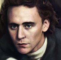 Tom Hiddleston by xxxbWitch