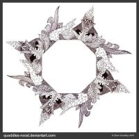 That Rotating Feeling Mandala by Quaddles-Roost