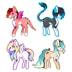 SET PRICE Cute Adoptables (OPEN 2/4) by Zunary