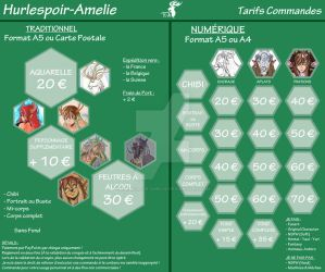 Commisions - Price Guide 2018 by Hurlespoir-Amelie