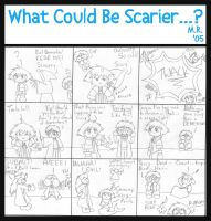 What Could Be Scarier...? by purplelemon
