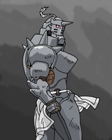 FMA Brotherhood - Alphonse Elric by Juggernaut-Art
