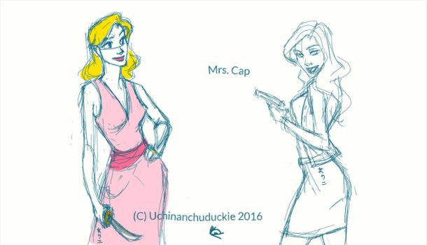 DA Muro Mrs Cap by UchinanchuDuckie