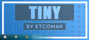 Tiny Icon Set by etcoman