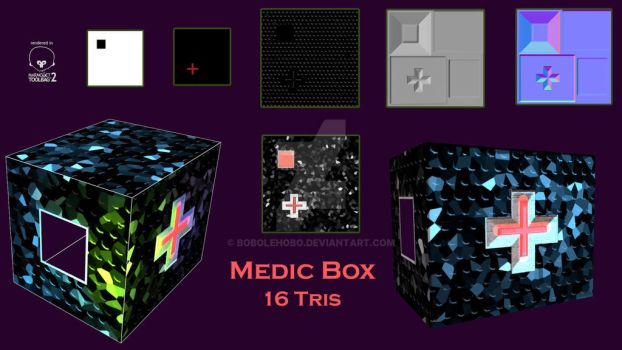 Medic Box by Bobolehobo