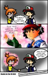 PKMN: Protection Comic Remake by OneWingedMuse