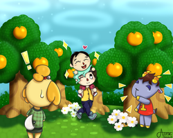 {Animal Crossing New Leaf} by WeepyKing