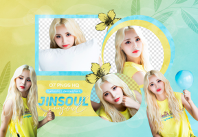 PNG PACK: JinSoul #1 by Hallyumi