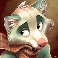 Raccoon icon by multyashka-sweet
