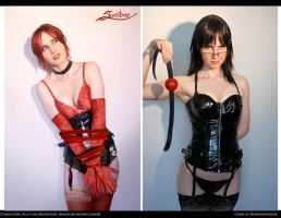 Cosplay - Sunstone III by marinecosplaybr