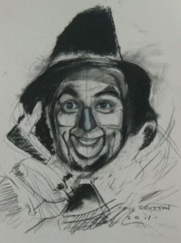Ray Bolger,Scarecrow by Paulstered