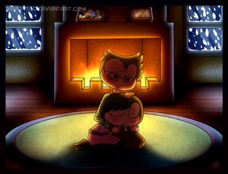 AT - Warmed Hearts by the Fire by ANNE14TCO
