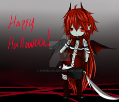 Happy Halloween!! [Giveaway/Closed] by Shikimura