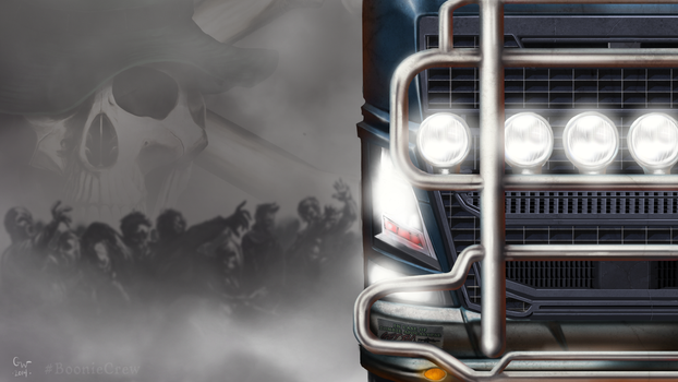 TruckZ - For BoonieCrew Streamers and Members by addleses