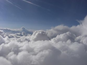 Above the Clouds 1 by Valentine-FOV-Stock