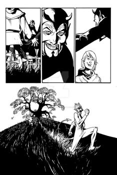 Jack of Fables page 4 by Andrew-Robinson