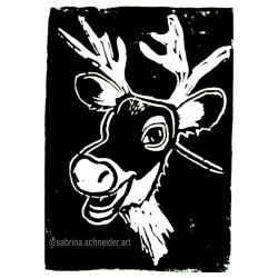 Rudolph by Milana87