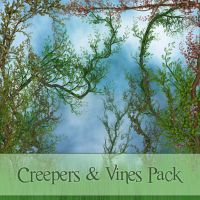 Creepers 'n' Vines Pack by zememz