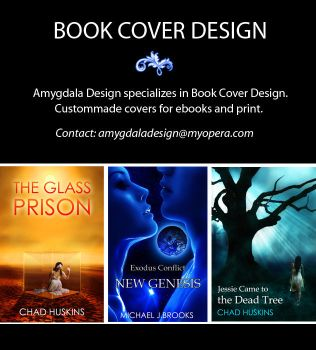 Book Covers by amygdaladesign