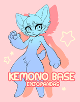 Kemono Base by King-Hime