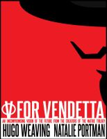 V For Vendetta Minimalist by keiquanboy