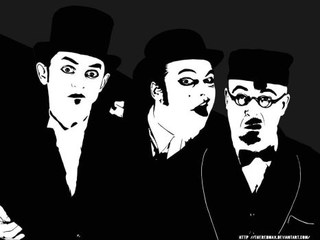 Tiger Lillies by TheRedmax