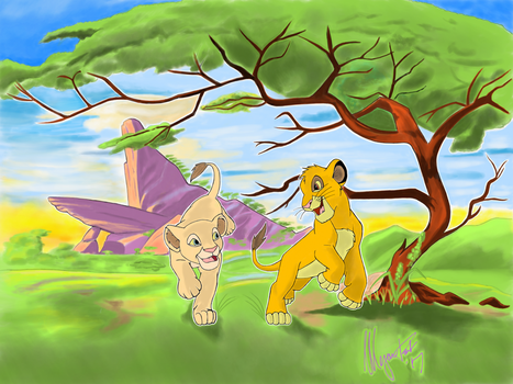 The Lion King, 17. by MeganzMonkeyBusiness