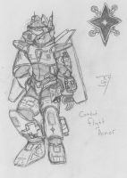 Combat Flight Armor by Jarndahusky