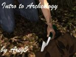 Intro to Archeology by areg5