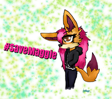 #SaveMaggie by Musical-Fox-Maggie