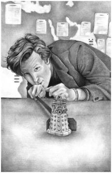 Daleks Are Cool by N0rks