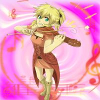 Violin phail by HylianGuardians