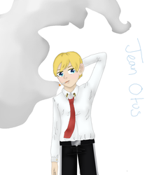 I tried drawing Jean Otus and it went horribly by Hi-Im-a-snake