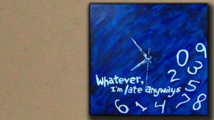 WhateverClock Painting by Anagram-Daine